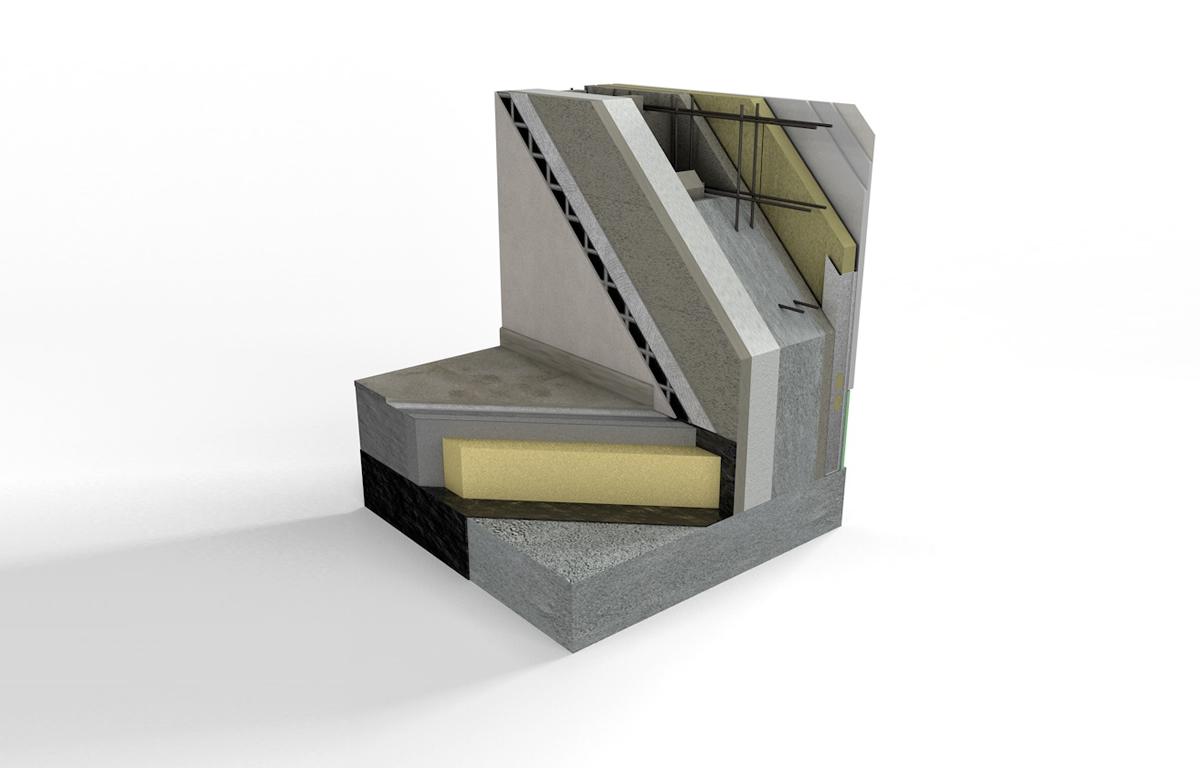 Sistema costruzione Isospan UozHouse