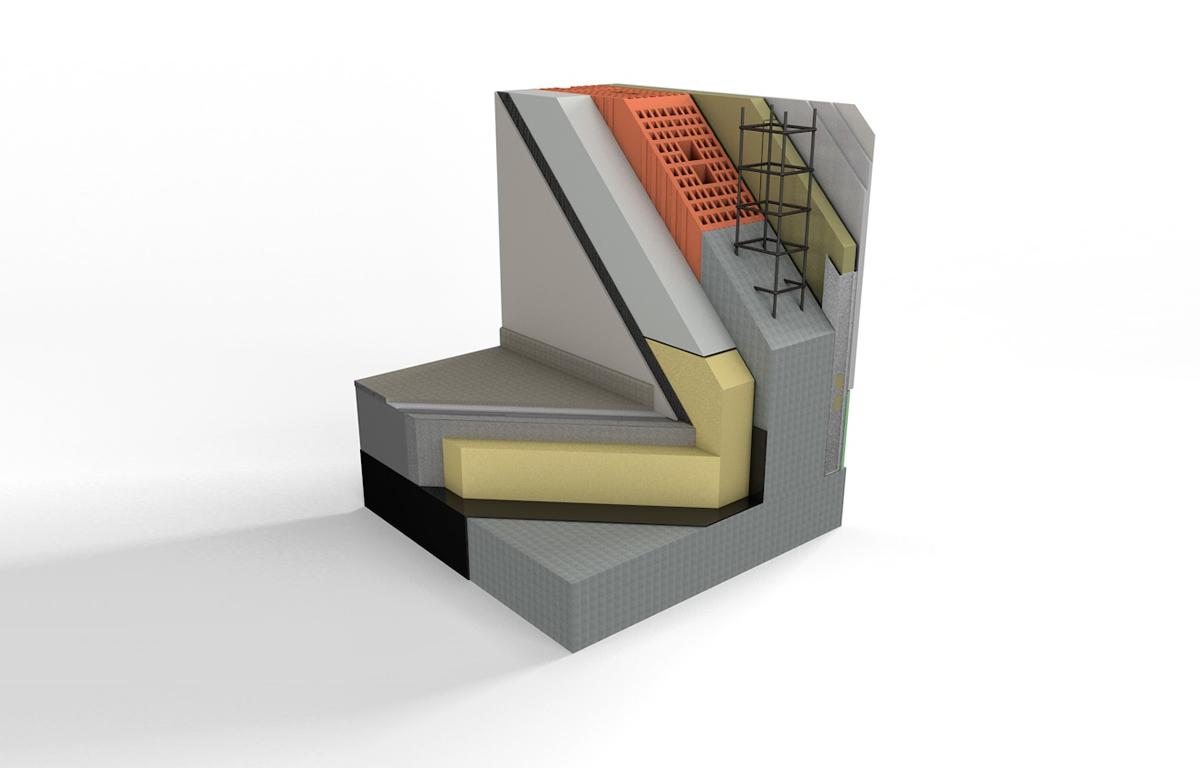 Sistema brick UozHouse