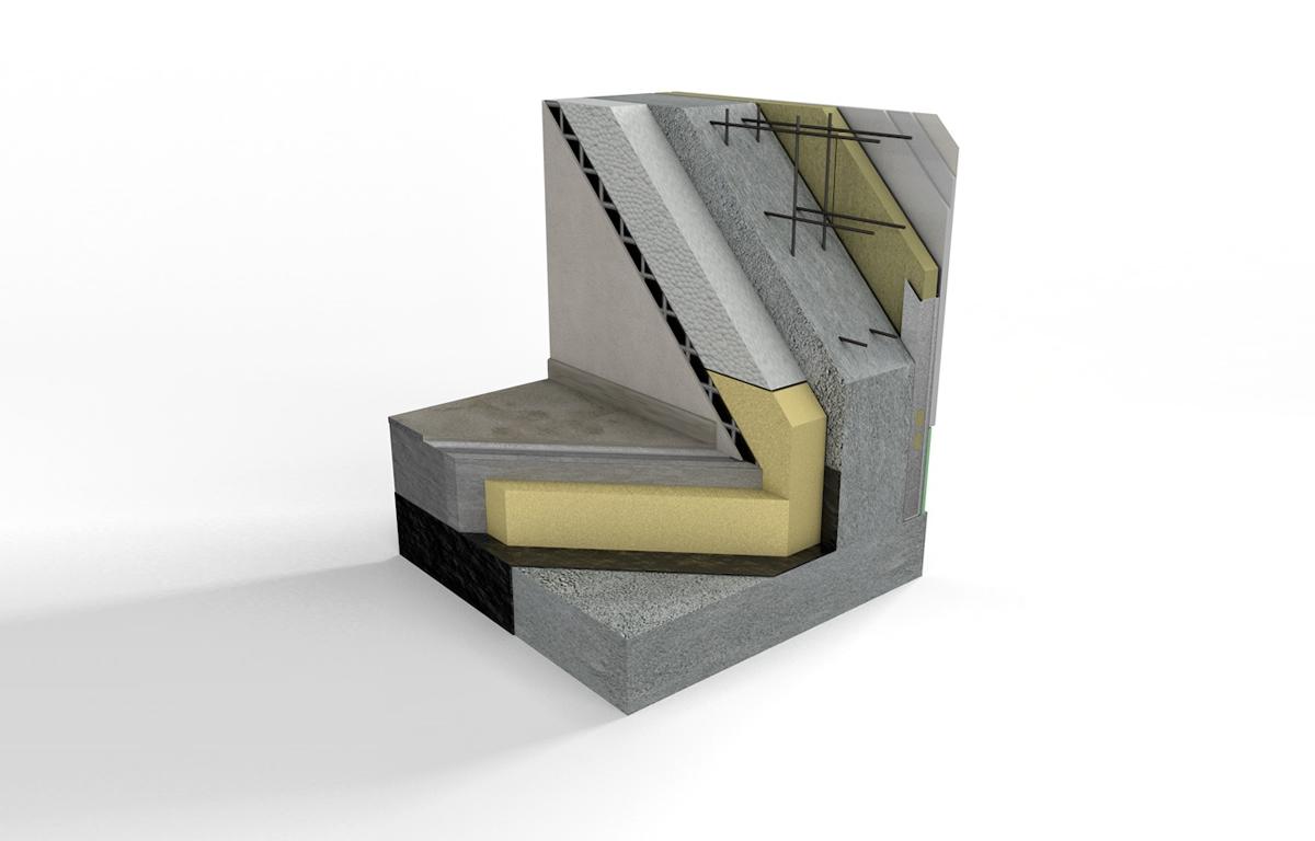 Sistema concrete UozHouse